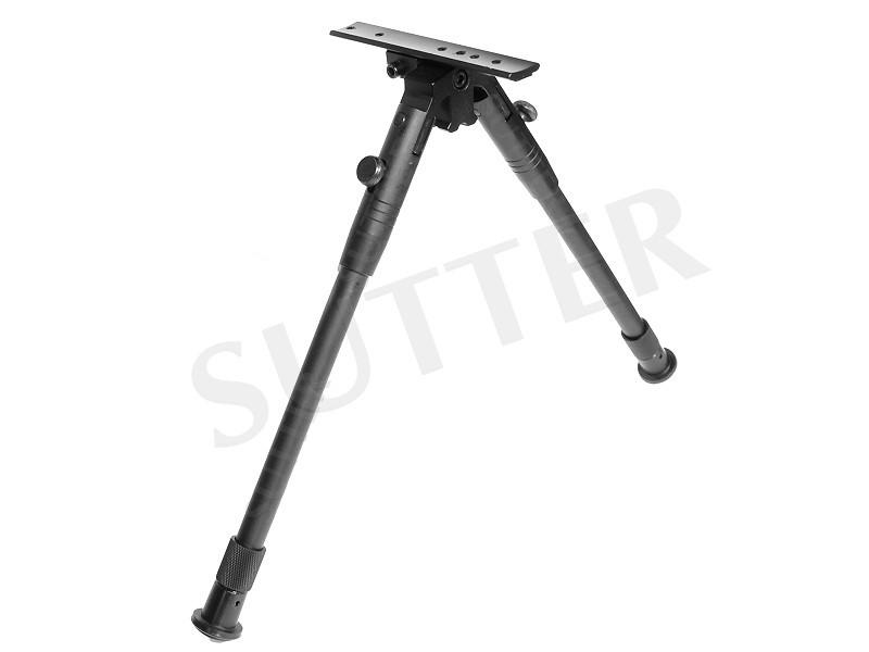 Vorderschaftauflage / -stativ mit 21mm Schiene Zweibein-Stativ Höhe: 24-33 cm / Bipod