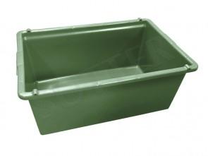 Wildwanne / Transportwanne für den Wild-Transport im Kofferraum / 80 Liter / 76x50x32cm - lebensmitteltauglich