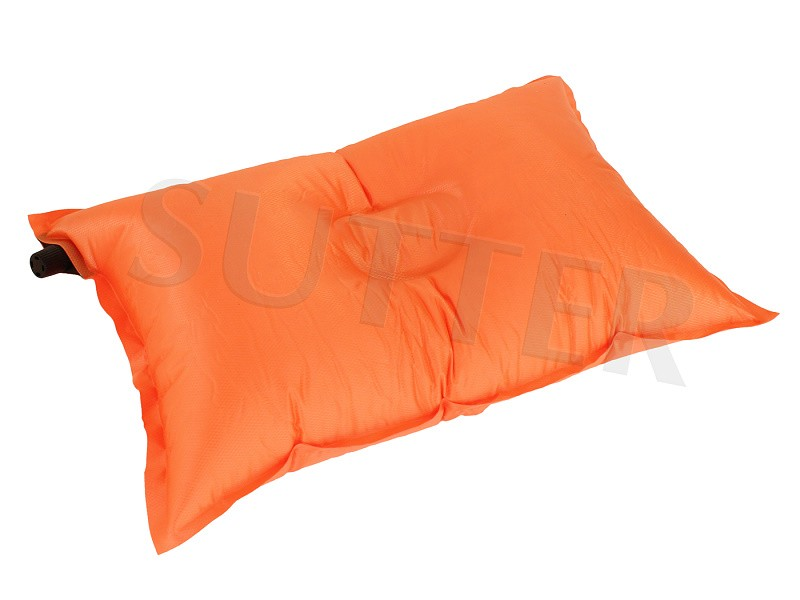 Auflasbares Sitzkissen (Thermokissen) Outdoor - Orange