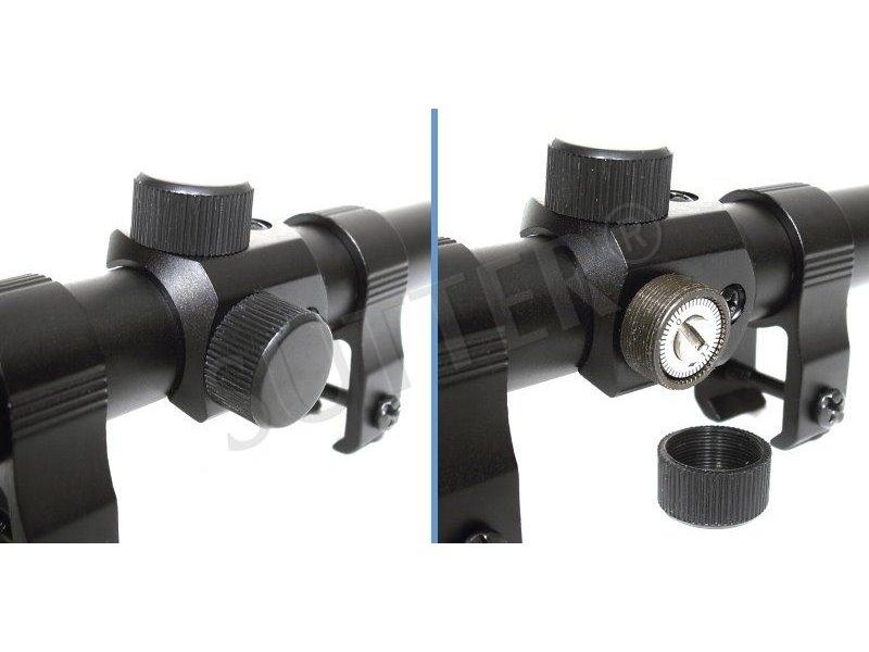Leupold Zielfernrohr Mit Entfernungsmesser : Dropshipping für beileshi jagd zielfernrohr fiber sight