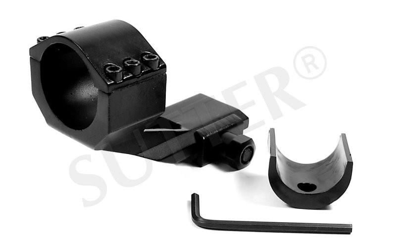 Magnum Spezial Montage KDM008 für 19-21mm Weaver- und Picatinnyschiene