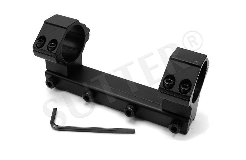 Montage Schiene 30 / 55 / 120 für 11mm Prismenschiene