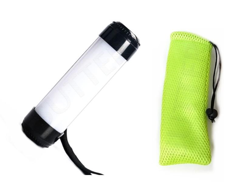 Taschenlampe LED für jeden Zweck inkl. Powerbank u. Magnet - 2400LM + 2500mAh/Handy!