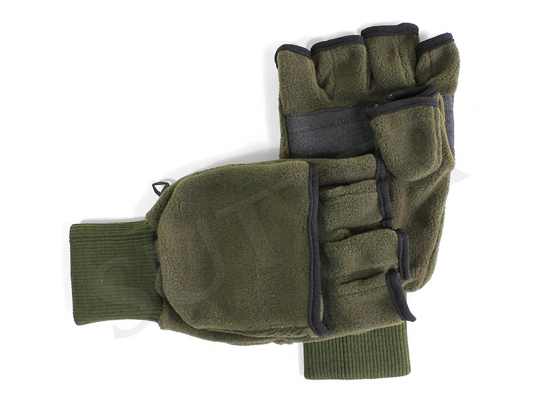 Warme Fingerhandschuhe / Thinsulate - Fleece