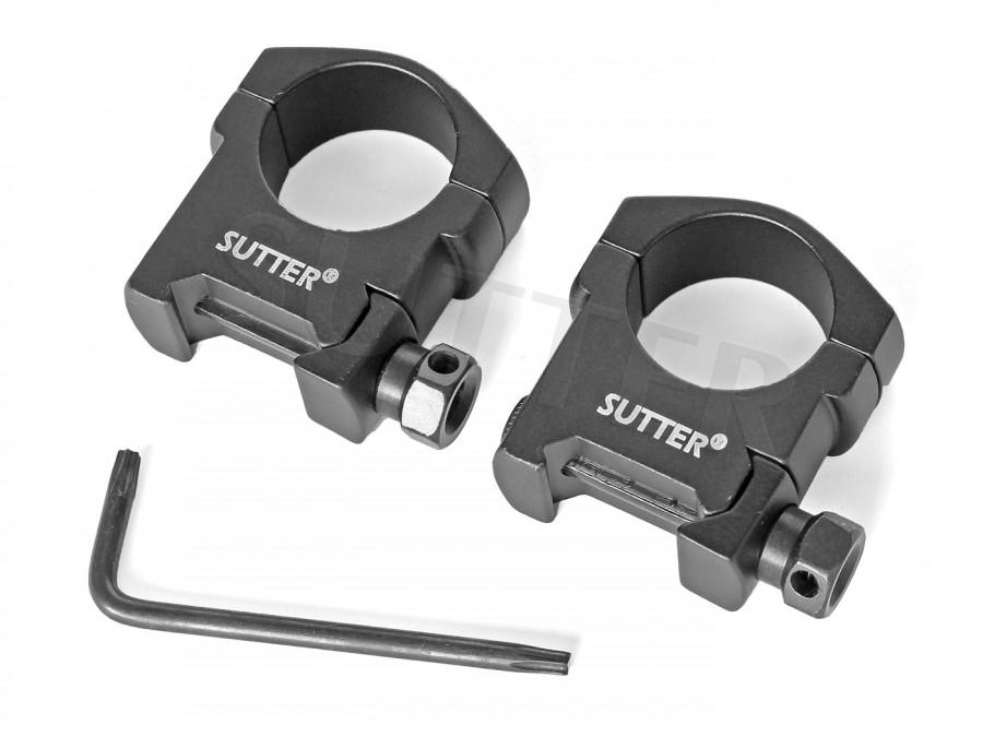 Montage Ringe d=25,4 * Für 19-21mm Weaver- und Picatinnyschiene