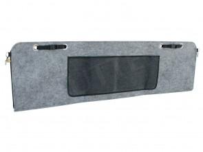 PKW Gewehrtasche aus Filz - 120x35cm - Abschließbare Waffentasche