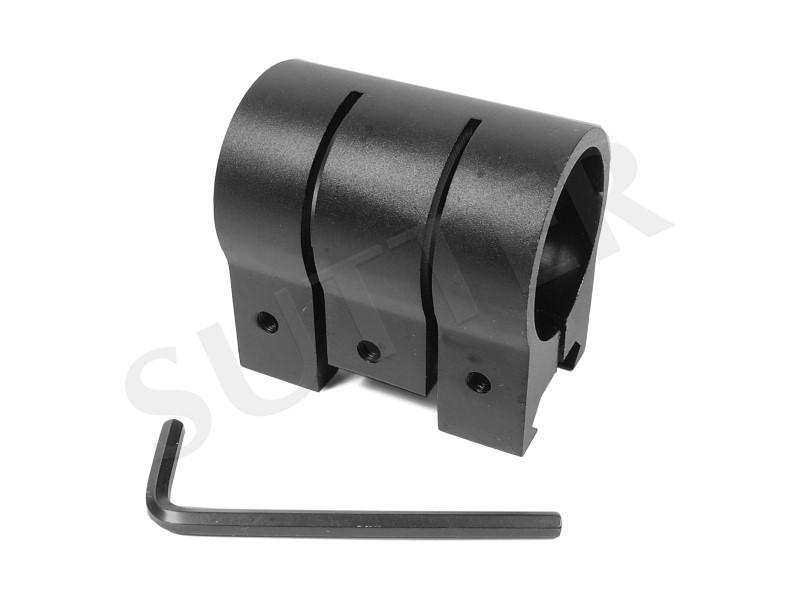 Spezial Montage mit d = 25,4 mm 1'' für 19-21mm Weaver- und Picatinnyschienen