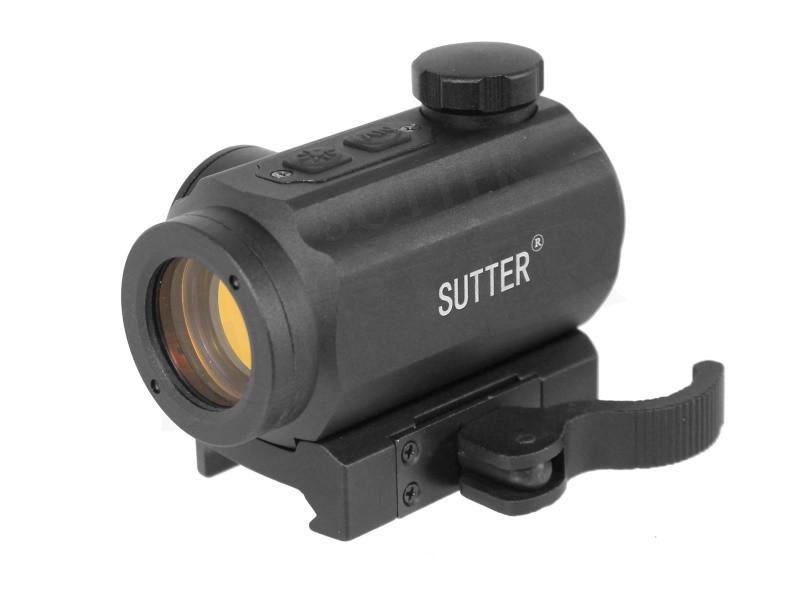 Micro RedDot Zielvisier 1x20 - Schnellspannveschluss