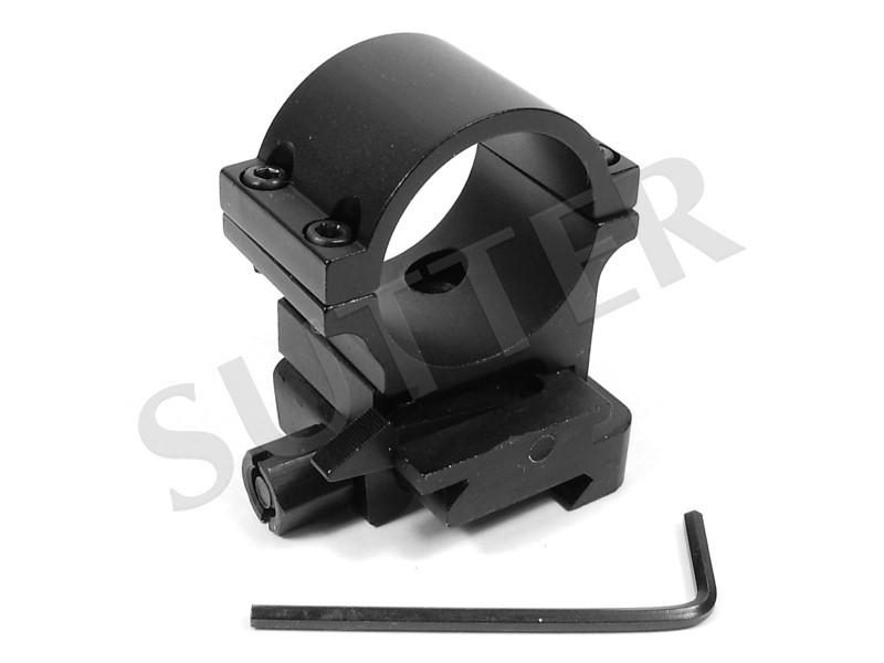 Schnellspann-Montage d=30mm für 19-22mm Stark l34