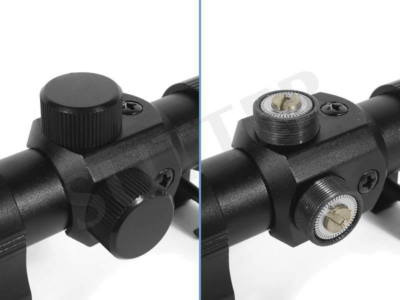 Zielfernrohr Mit Entfernungsmesser Xxl : Sutter zielfernrohr duplex