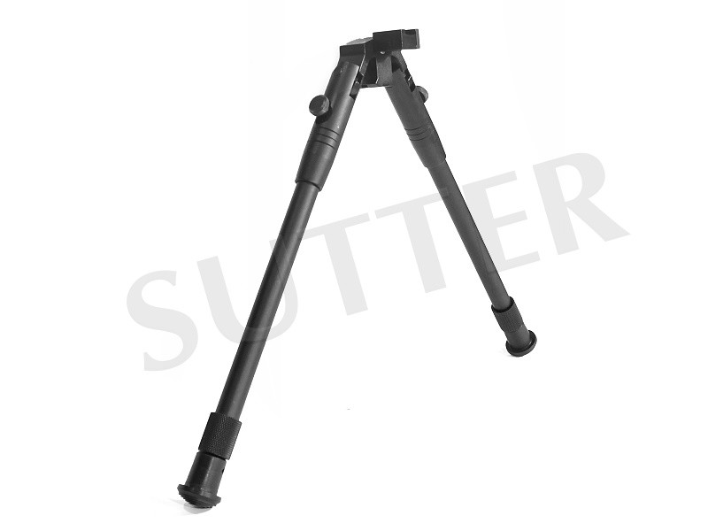 SPEZIAL Vorderschaftauflage / -stativ für 11-13mm Schienen Zweibein-Stativ Höhe: 24-33 cm / Bipod