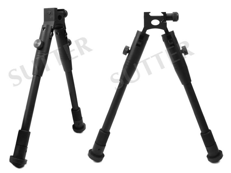 Vorderschaftauflage / -stativ für 19-22mm Profilschienen Zweibein-Stativ Höhe: 28-36,5 cm